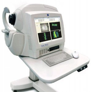Zeiss Cirrus HD OCT Model 5000